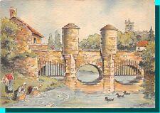 CPSM - TROYES - Le Pont sainte Catherine