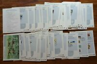 Bund ETB Jahrgang 2008 komplett mit S + Inhaltsverzeichnis 1 -43 Ersttagsblätter