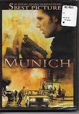 Munich Directed by Steven Spielberg Dvd Widescreen New Sealed