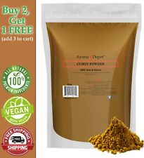 1lb Cumin Seed Powder 100% Ground Pure Natural Spice Comino en Polvo from India