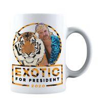 Joe Exotic For President - Funny Ceramic Coffee Mug Tea Cup