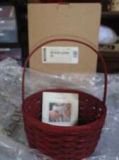 Longaberger Valentine's Day Basket Be My Valentine NIB