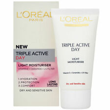L' L'Oréal Triple Actif Lumière Hydrater Sec & Sensible
