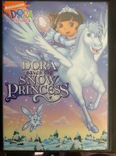 Dora the Explorer - Dora Saves the Snow Princess (DVD, 2008)