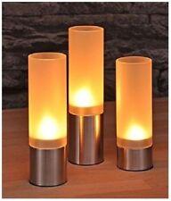 Deko-Kerzenständer & -Teelichthalter mit mittlerer Säule Teelichter