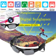 HD Glasses Spy Cycling Camera Sunglasses Eyewear DVR Video Recorder Camcorder DV