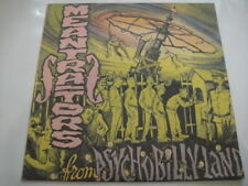 MEANTRAITORS - 'Fom Psychobilly Land' SOVIET Psychobilly LP the METEORS