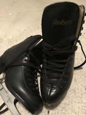 Jackson's Black Men's Figure Skating Ice Skates Size 6.5
