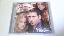 """Original soundtrack """"sin tetas no hay paraiso"""" cd 14 track banda sonora ost"""