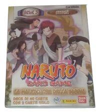 Naruto Série 3 Carte Game Starter Deck Héritage Bouquet