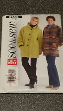 See & Sew 4331 Pattern (Uncut) - Next Day Shipping - Size 6 to 10