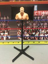 WWE Wrestling Mattel Elite HD Thin Television TV Accessory for Figures Triple H