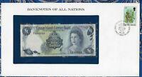 Banknotes of All Nations Cayman Islands 1b Dollar 1971 AUNC P-1 Birthday 199702
