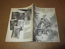 COSMO INFORMATORE FANZINE E CRITICA SUL MONDO DELLA FANTASCIENZA GENNAIO 1989