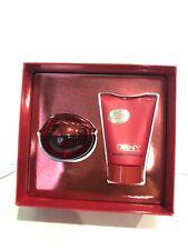 DKNY Be Tempted 1.7 oz EDP Spray & 3.4 oz body lotion Womens Perfume Gift Set