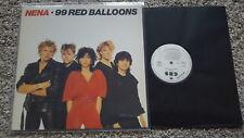 Nena - 99 red balloons Vinyl LP SPAIN PROMO