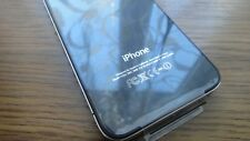 Apple iPhone 4 - 8GB - Black iOS 6 (Unlocked) A1332 (GSM)