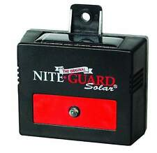 6 Nite Guard Solar Units -Original Automatic Predator Control