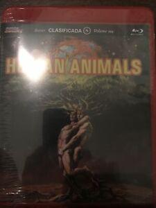 Human Animals Blu Ray Mondo Macabro Ltd Ed