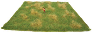 Walthers SceneMaster Tear & Plant Grass Mat Scenery Material - Summer Meadow