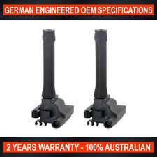 2 x Ignition Coil For Land Rover Freelander LN 1.8L M.G TF RD 1.8L 18K4F