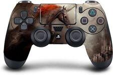 (Horse) PS4 Modded Wireless Controller Exclusive Custom Design w/Auto Spot & mor