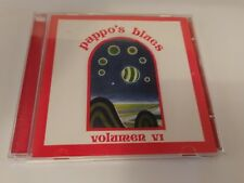 Pappo's Blues - Volume 6 - CD Blues Psych Hard Rock 1975