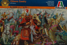 Chinese Cavalry XIII Century Figure Plastic Kit 1:72 Model 6123 ITALERI