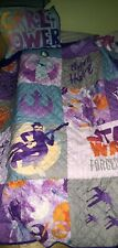 Disney Star Wars Forces of Destiny Reversible Purple Quilt Set (Twin/Full) Rey