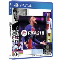 FIFA 21 (PS4) English,Russian,Polish,Spanish,Portuguese,Turkish