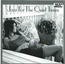 NEW CD Jazz for Quiet Times by Various Artists (1999) 32 Records Sonny Criss