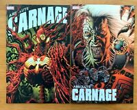 ABSOLUTE CARNAGE #4, 5 Hotz Connecting Variants Marvel 2019 NM