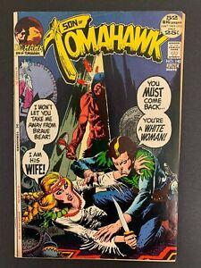 TOMAHAWK #140 *SOLID!*  (DC, 1972) JOE KUBERT COVER!!  GIANT!!  LAST ISSUE!!