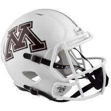 MINNESOTA GOLDEN GOPHERS NCAA Riddell SPEED Full Size Replica Football Helmet