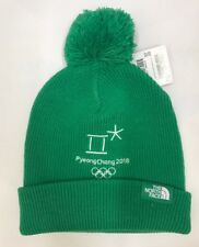 Pyeongchang 2018 Olympic x North Face Beanie Cap BNWT