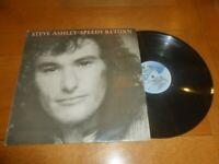STEVE ASHLEY - Speedy Return - 1975 UK 13-track vinyl LP