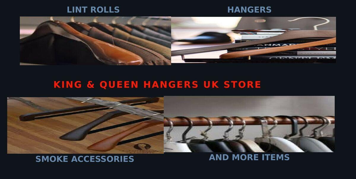 King & Queen Hangers