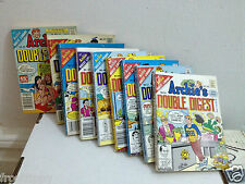 Vintage Archie Comics Disney Mermaid Beauty Beast DuckTales Roger Rabbit Lot 200