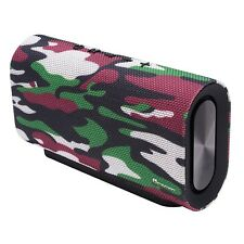 20W RAVE Portable Speaker Weatherproof Bluetooth Wireless Tracer 8h Battery UK
