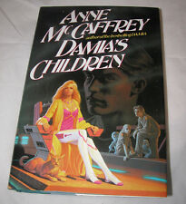 Rowan/Damia: Damia's Children Vol 3 Anne McCaffrey 1993 Hardcover Free Ship USA
