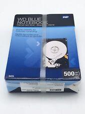 Western Digital WD Scorpio Blue WDBABC5000ANC 500GB Internal Hard Drive