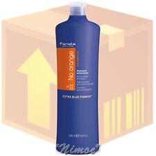 No Orange Shampoo box 12 pcs x 1000ml Fanola ® Anti-orange for colored hair
