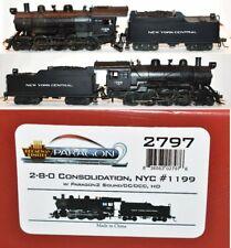 NYC 1199 G-46l Alco Consolidation DCC Sound Broadway Ltd HO MR5.13