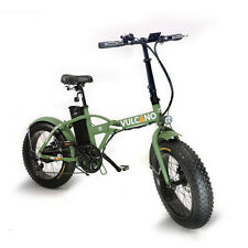 "Fat-Bike 20"" 250W pieghevole Bicicletta elettrica pedalata assistita  versione 2"