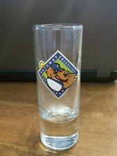 Minor League Gateway Grizzlies Shotglass