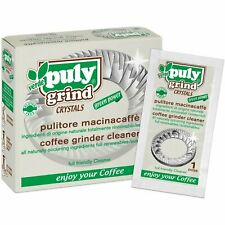 More details for puly grind crystals coffee grinder cleaner (10 sachets of 15g)