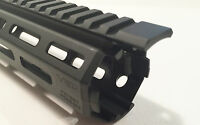 """NCSTAR VMARMLC DROP IN M-LOK CARBINE LENGTH HANDGUARD SYSTEM 7.5"""" EXTENDED TOP"""