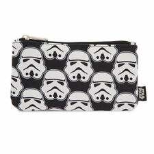 Star Wars Stormtrooper Pencil Case Pouch Cosmetic Bag Loungefly Disney Store NWT