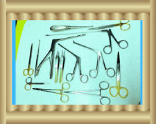New 12 Arthroscopy Sinoscopy Rhinoscopy Instruments Set  Stainless Steel