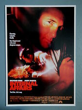 R&L Modern Postcard: Internal Affairs Richard Gere, Film/Movie Promo